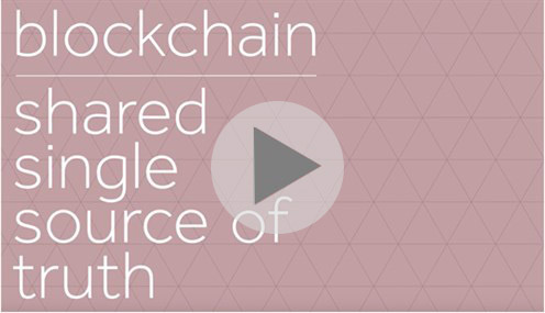 Blockchain shared single